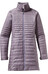 Patagonia W's Vosque 3-in-1 Parka Feather Grey